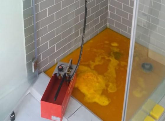 Leak Detection Cape Town- Dye